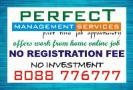 Part time 1223 job  Without Registration 808877677