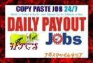 Bangalore  HTCS  Copy paste jobs | Tips to Generat